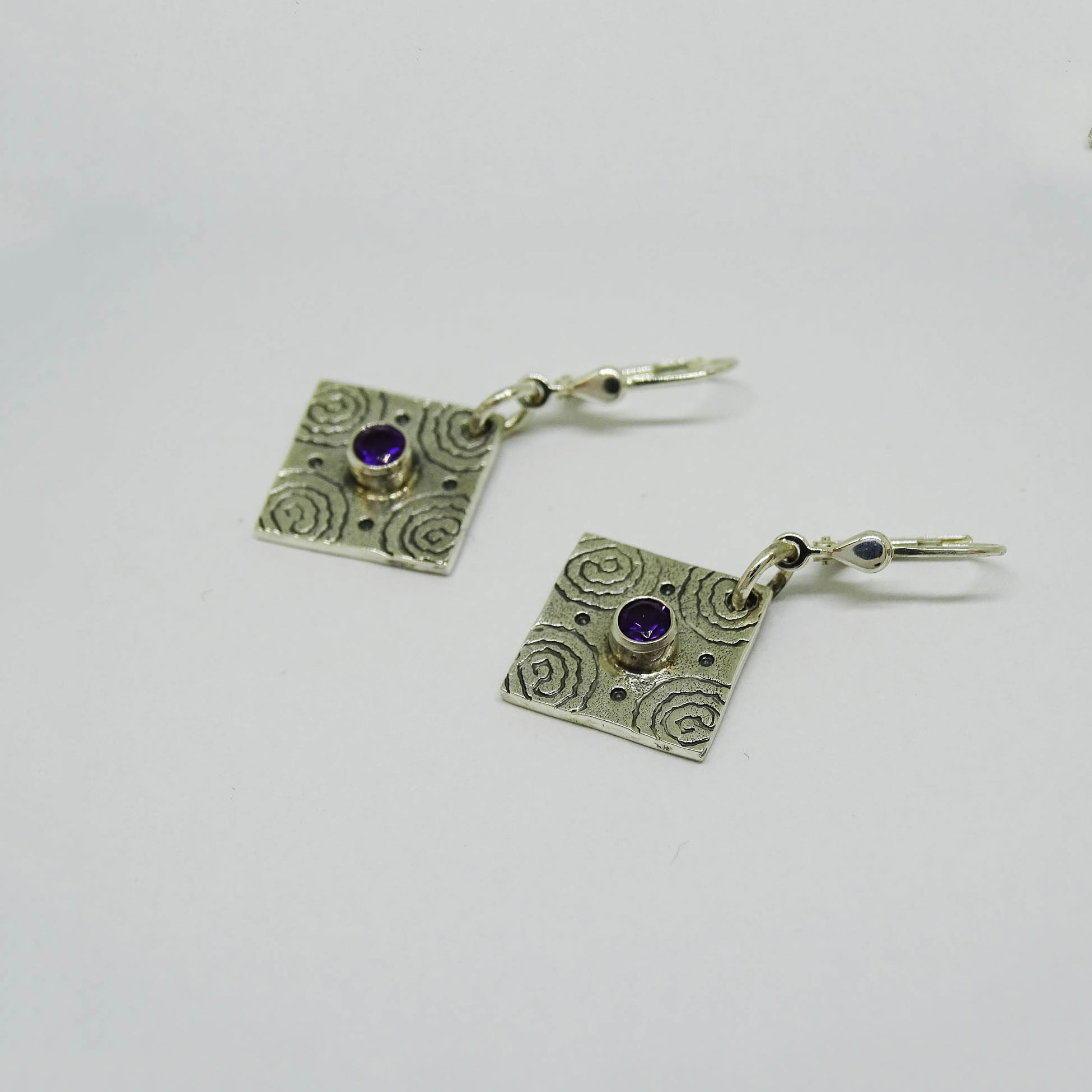On Edge Earrings