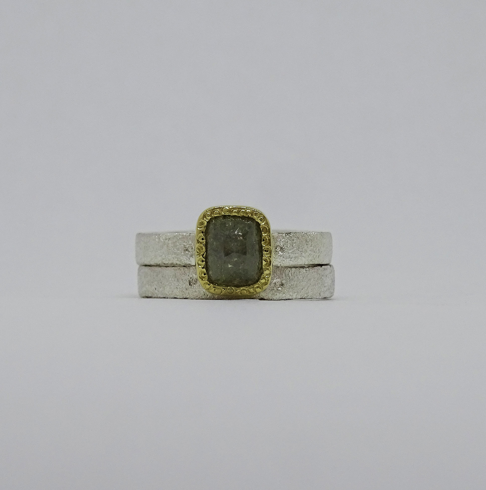 Natural Brown Diamond NU Goldsmith