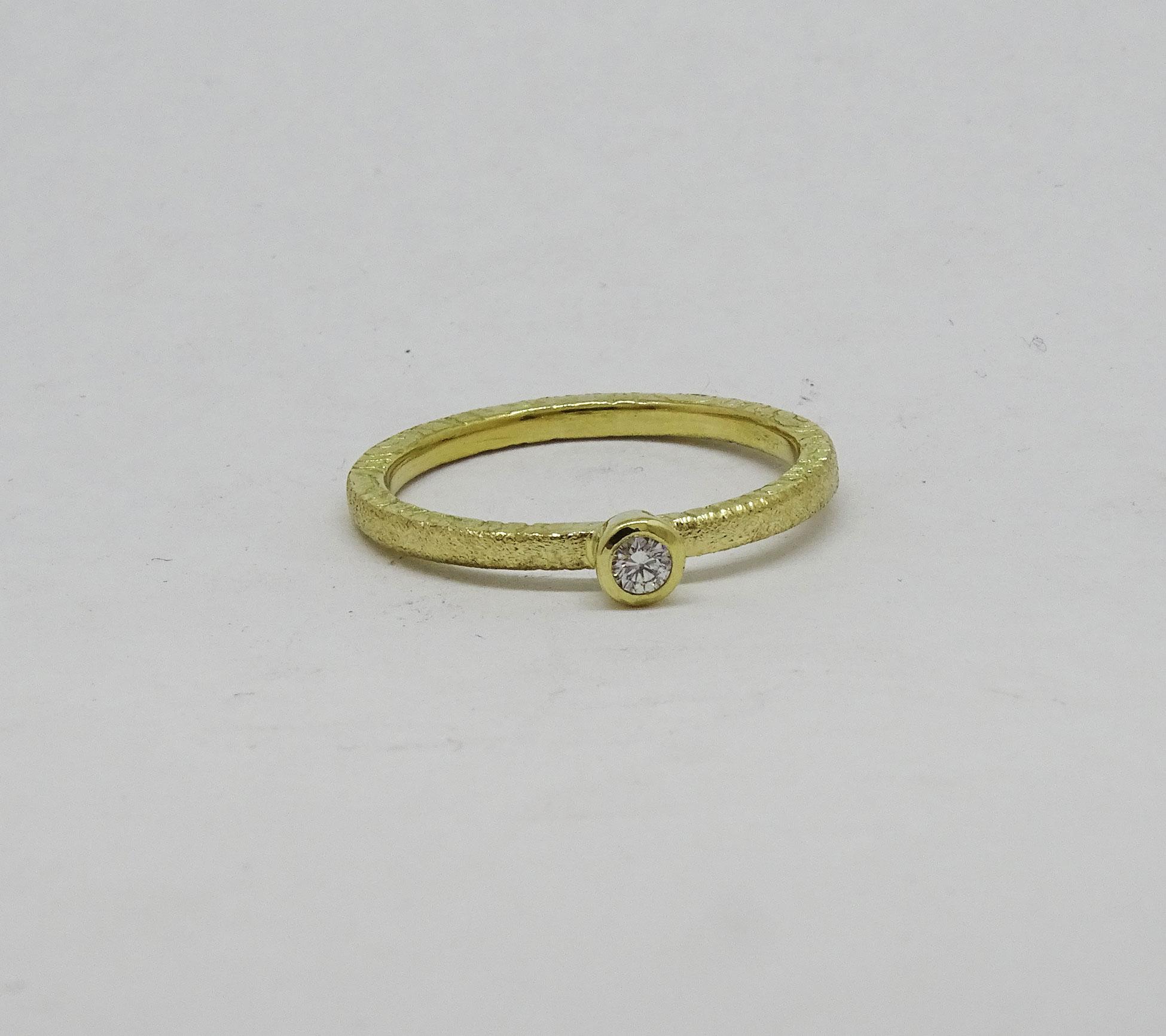 Irish handcrafted ring