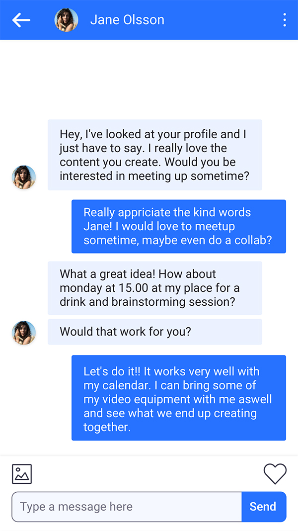 Mysocial - Chat Creators