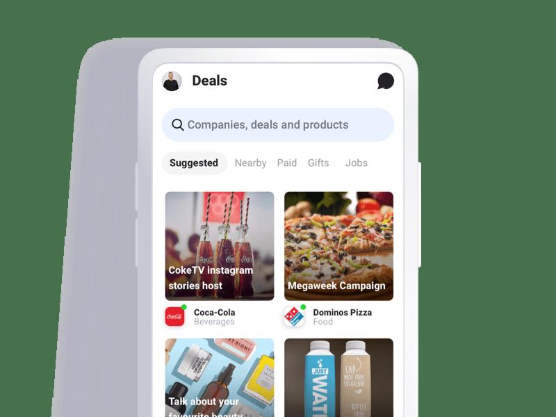Mysocial - Brand Deals