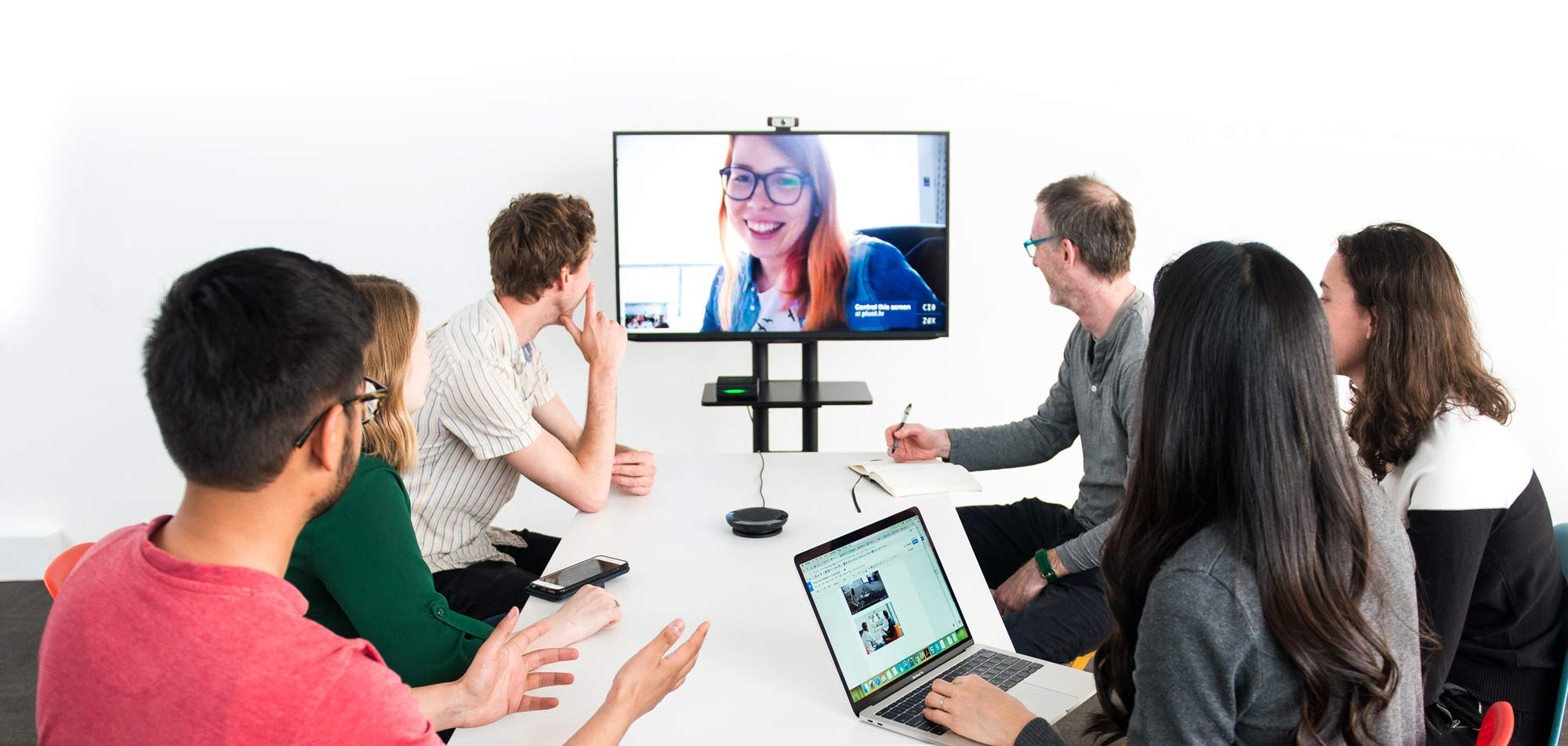 Better Video Conferencing.