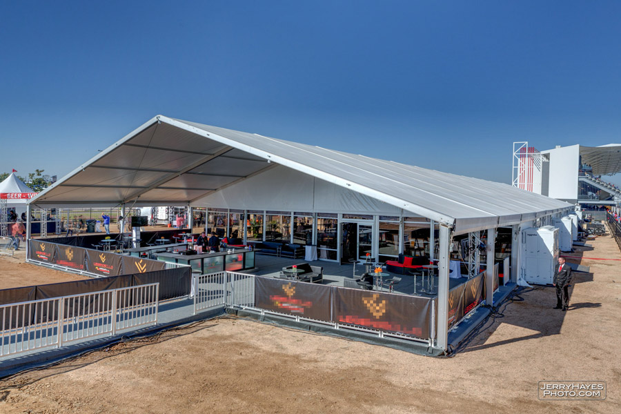 Large Reception Tent