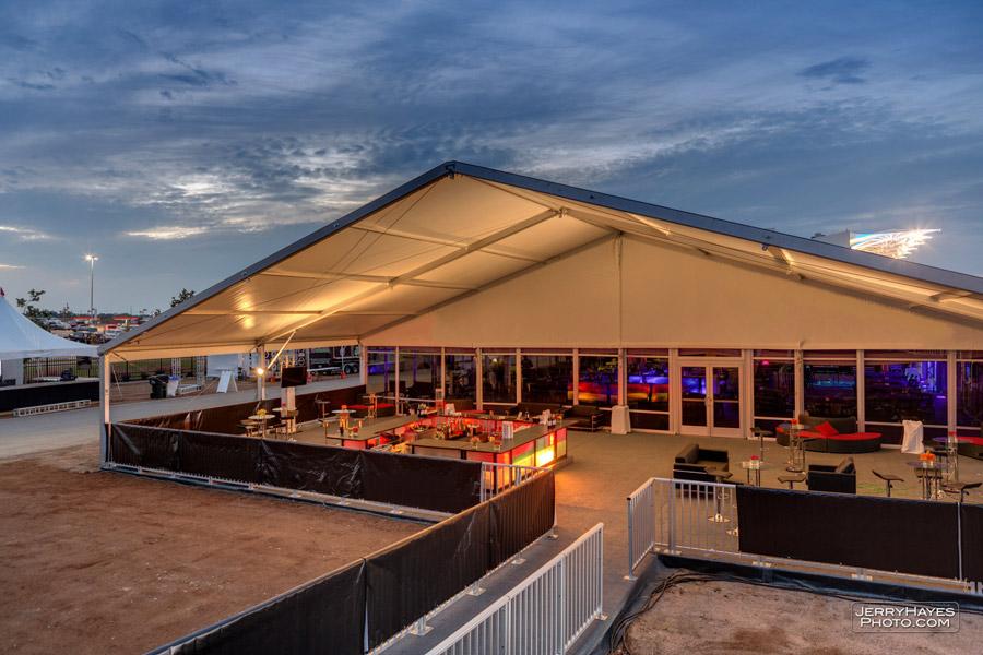 Tent Porch Bar & Interior