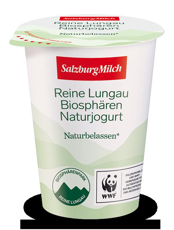 Reine Lungau Biosphären Naturjogurt Becher