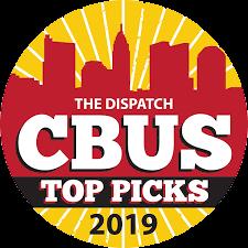 The Dispatch CBus Top Picks 2019 badge