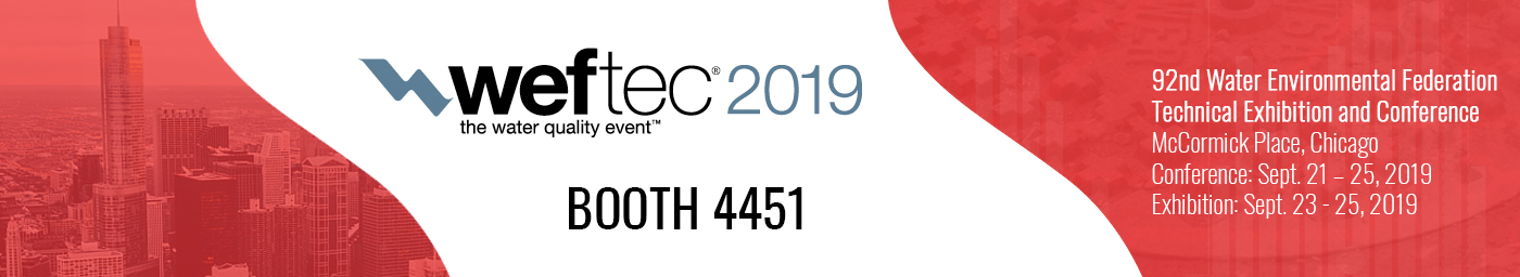 Come meet RedZone Robotics at WEFTEC 2019
