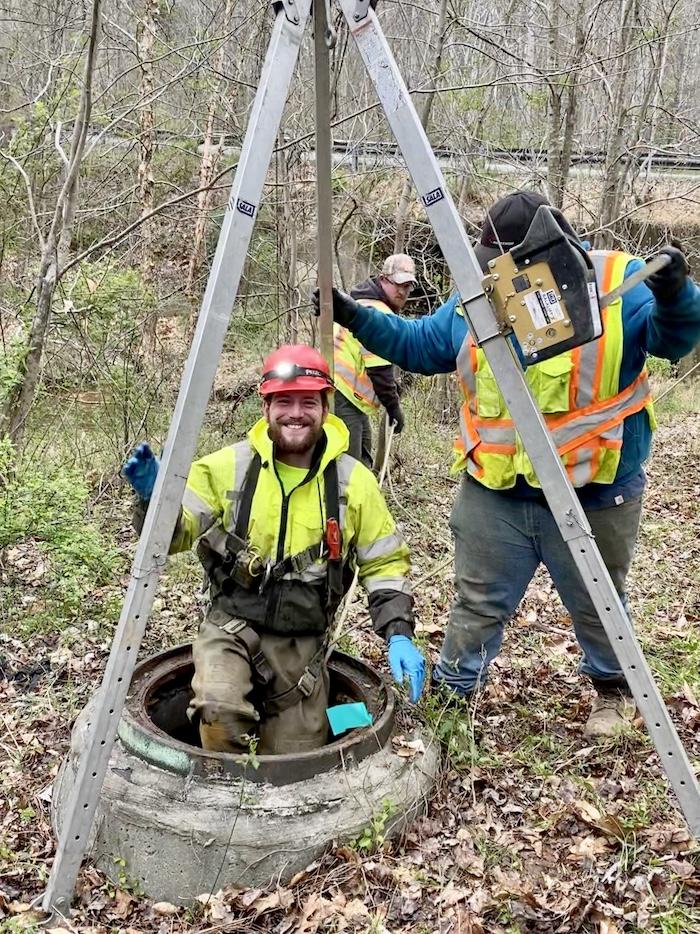 RedZone Robotics Begins Wastewater Management Inspections in Fairfax County Viriginia