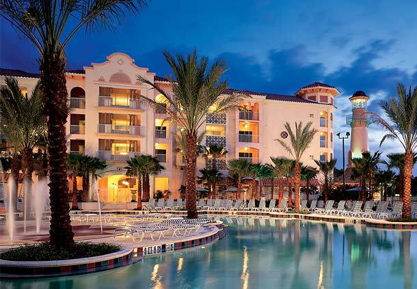 Marriott Resales, Marriott Grande Vista outdoor pool