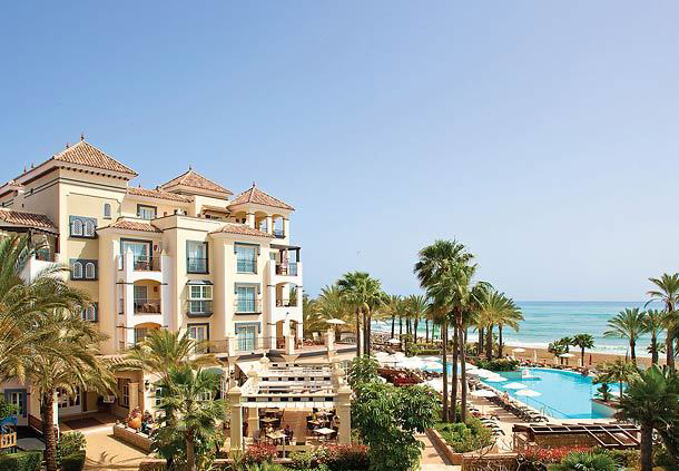 Marriott Resales: Playa Andaluza timeshare resort