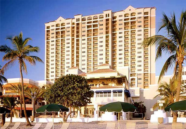 Marriott Resales: Beach Place Towers resort