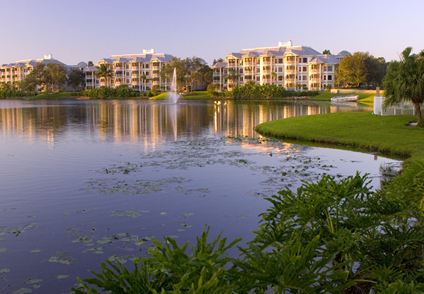 Marriott resales: Marriott Cypress Harbour Timeshare Resort