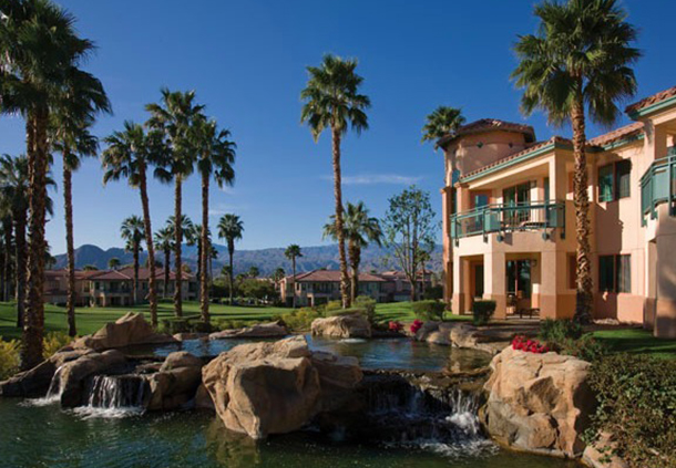 Marriott resales: Marriott's Desert Springs Villas II timeshare resort