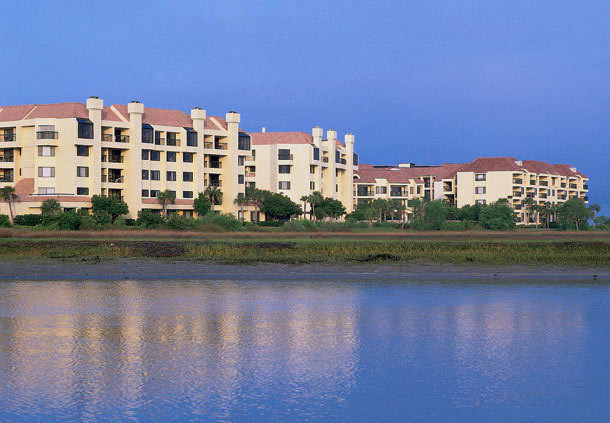Marriott resales: Marriott's Harbour Point at Shelter Cove timeshare resort