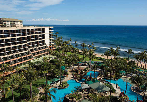Marriott resales: Marriott's Maui Ocean Club timeshare resort