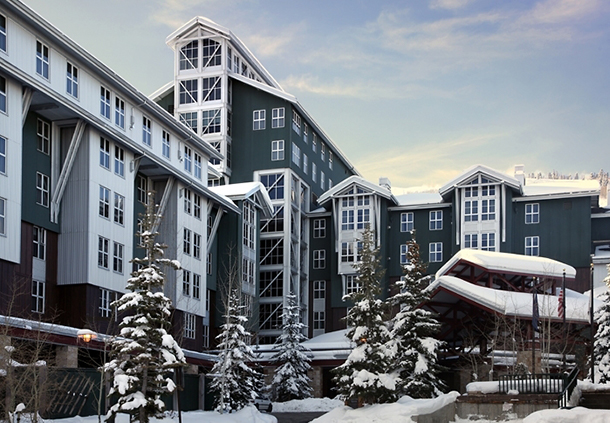 Marriott resales: Marriott's MountainSide timeshare resort