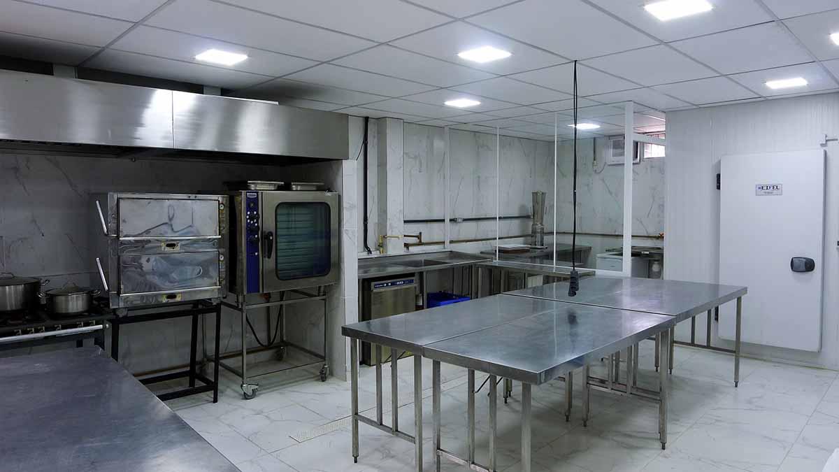 Cozinha Industrial Colaborativa Locou