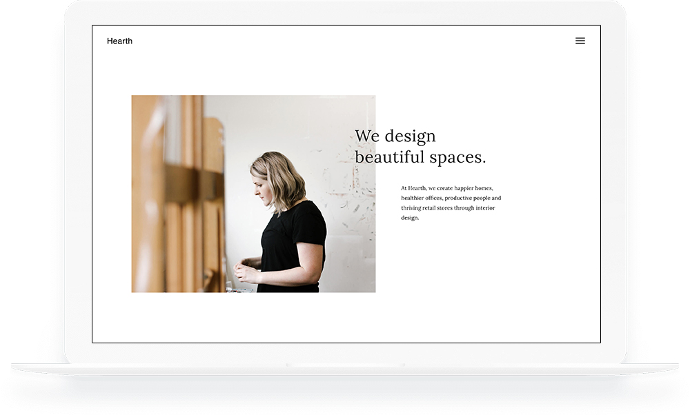 hearth_interior_design_website_template