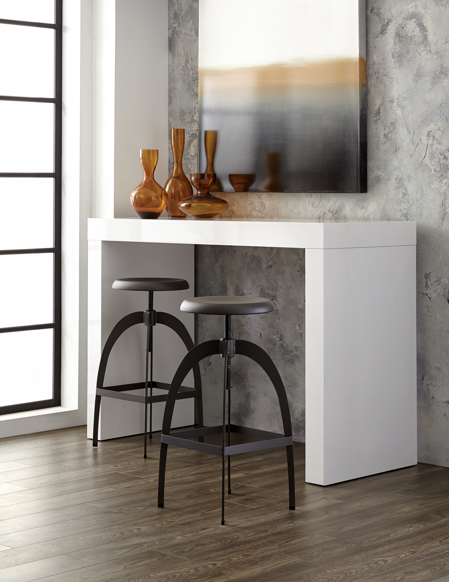 Colby Adjustable Stools