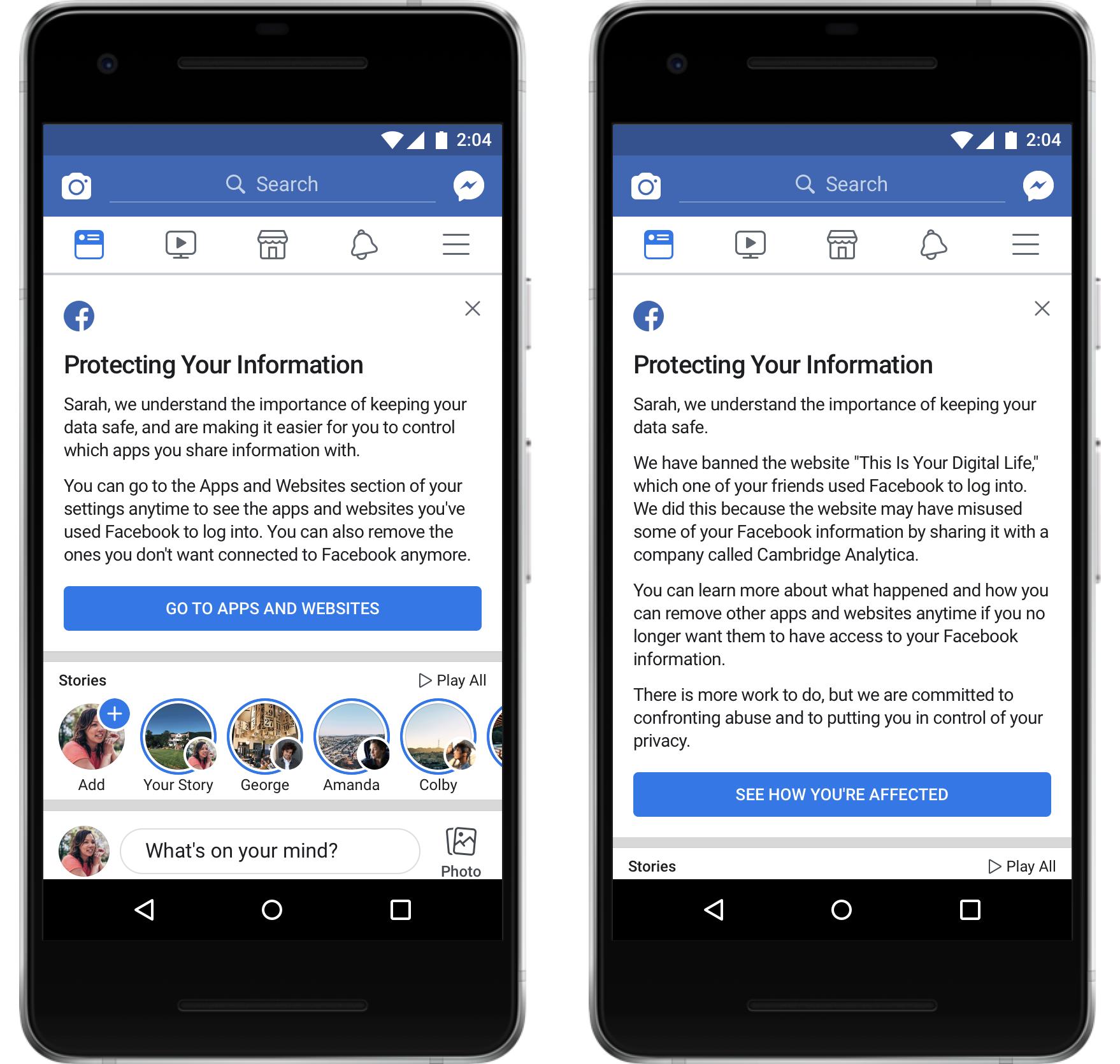 Facebook and Instagram make big changes to APIs after