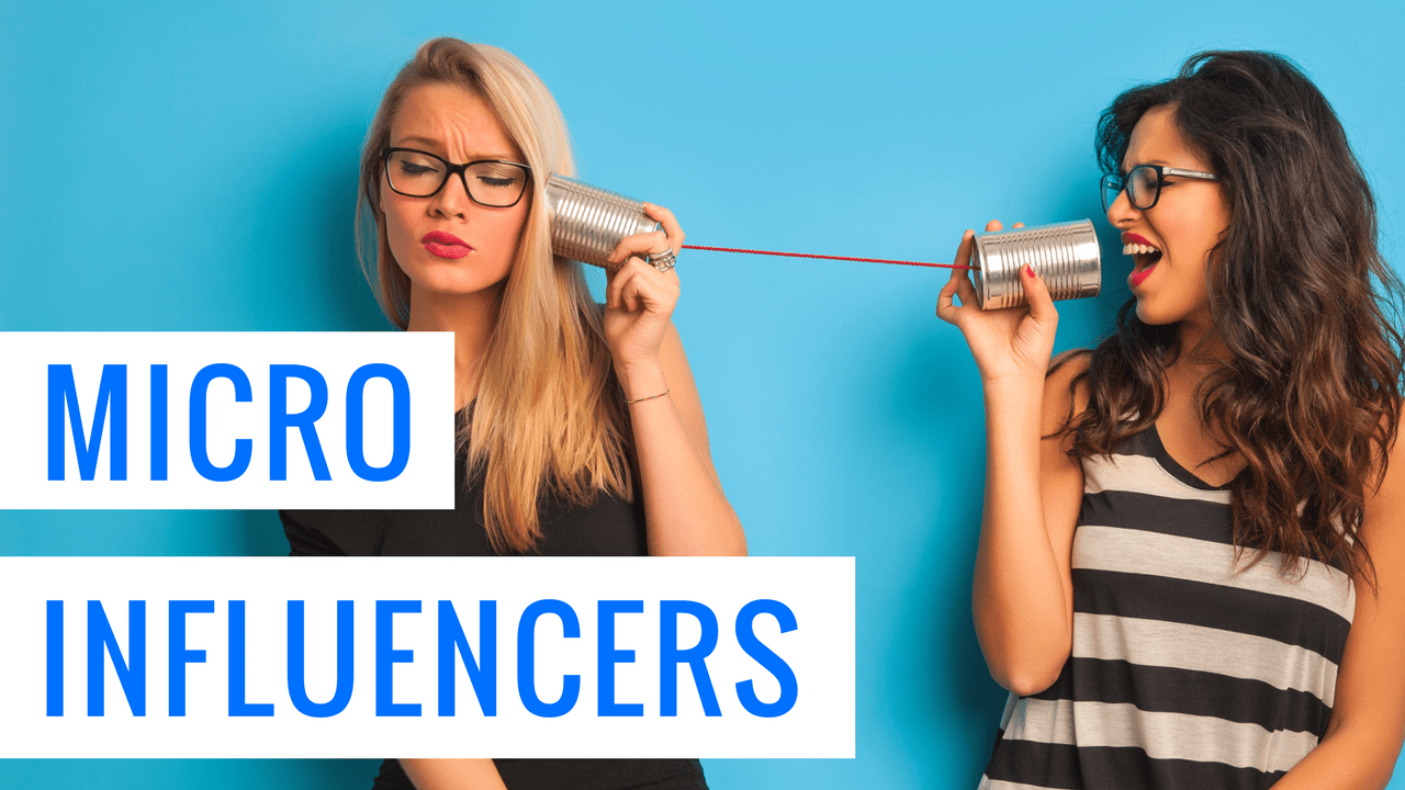4 reasons micro influencers are perfect for your marketing strategy