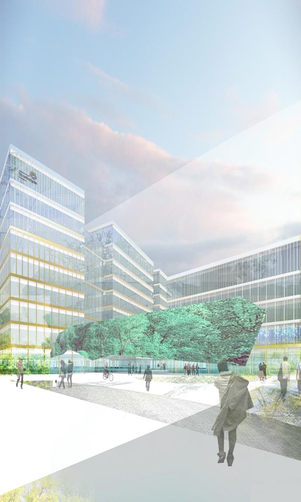 University Lab/Office