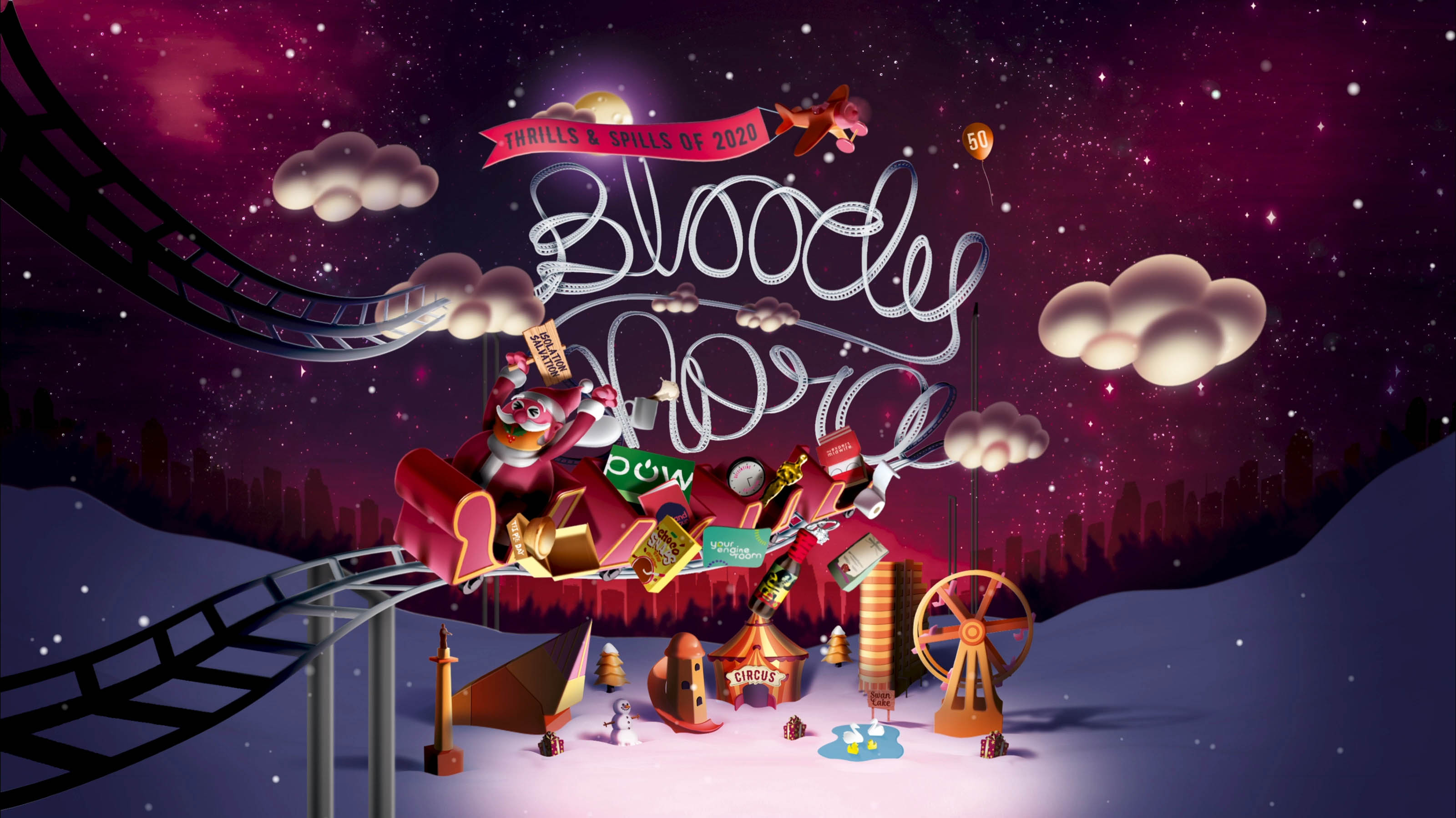 Bloody Nora