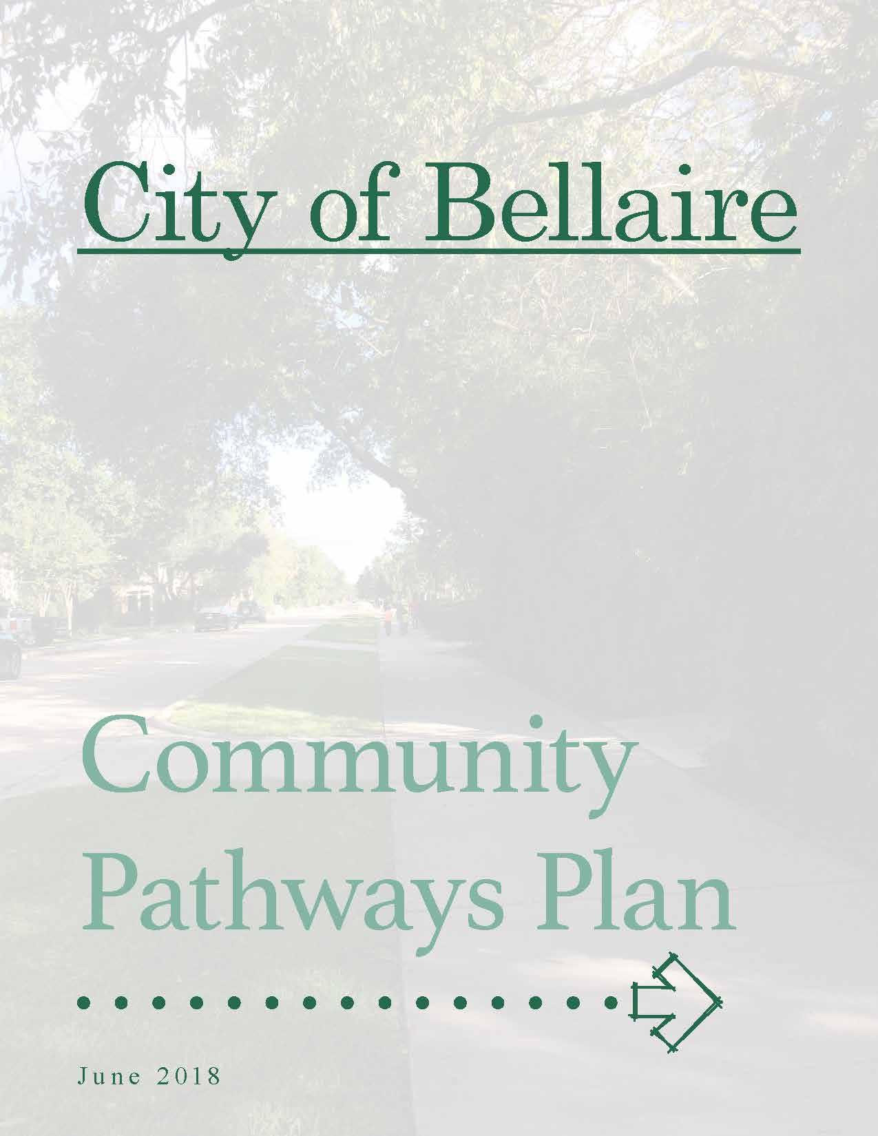 Pathways Plan - June 2018