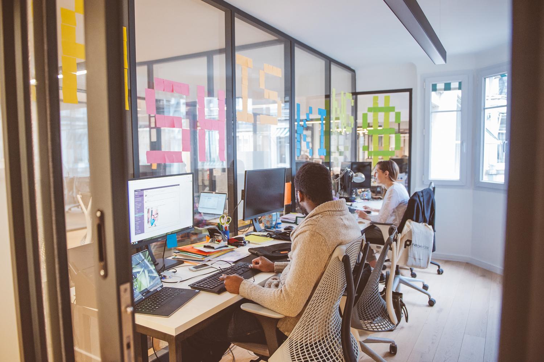 bureau personnalisé coworking