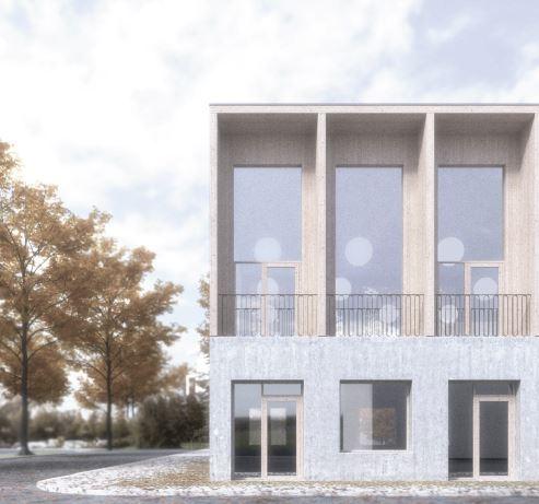 Radhus / lägenheter