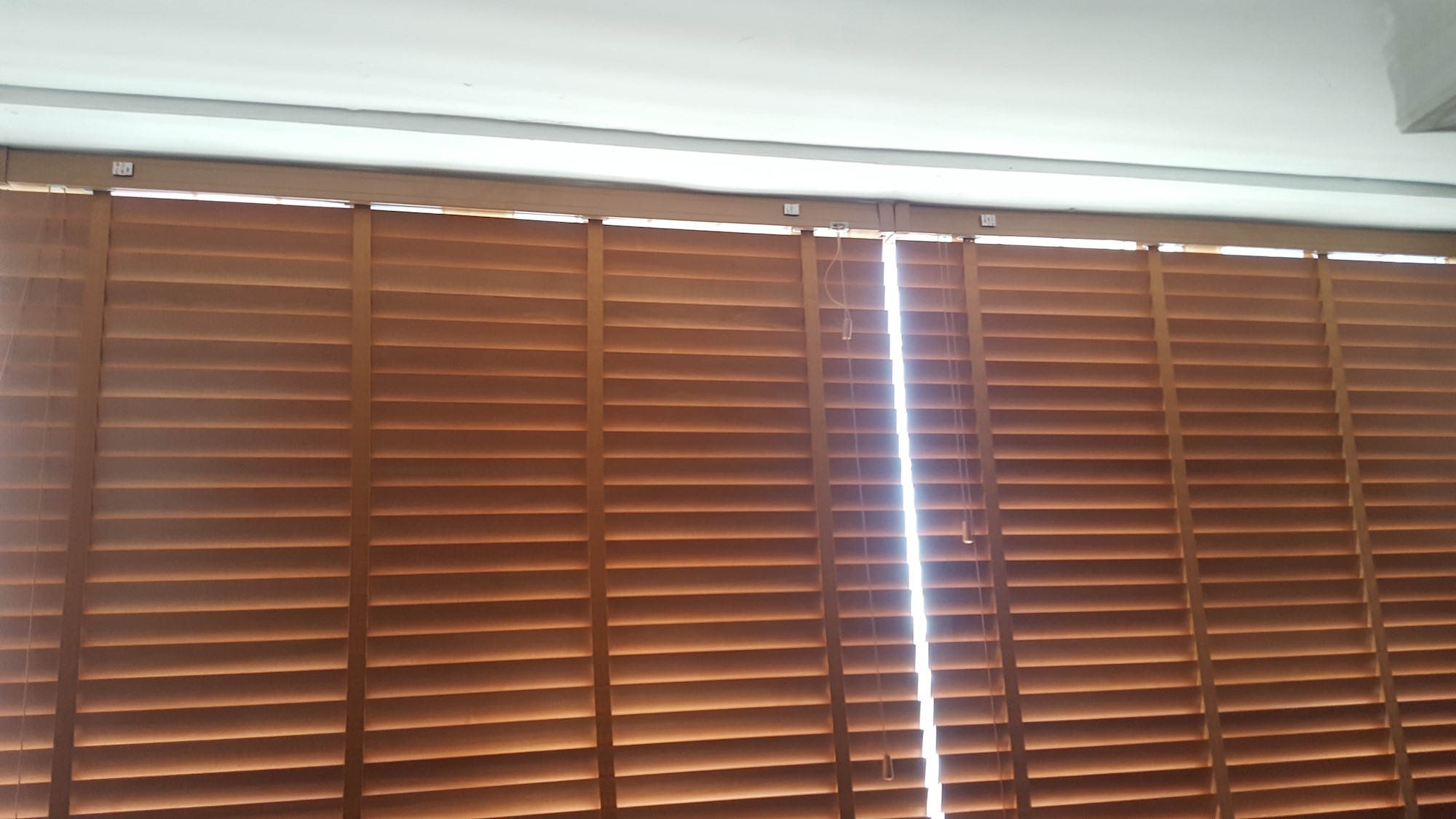 Wooden Blinds 1