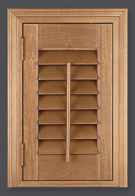 Wooden Shutter 11