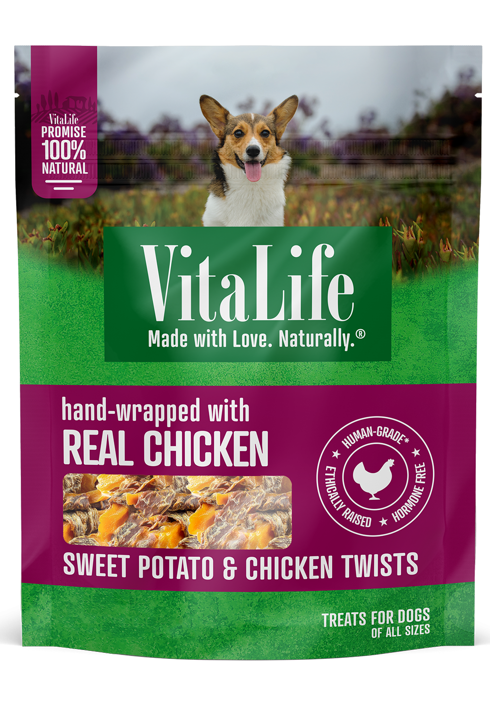 VitaLife Sweet Potato and chicken pack image