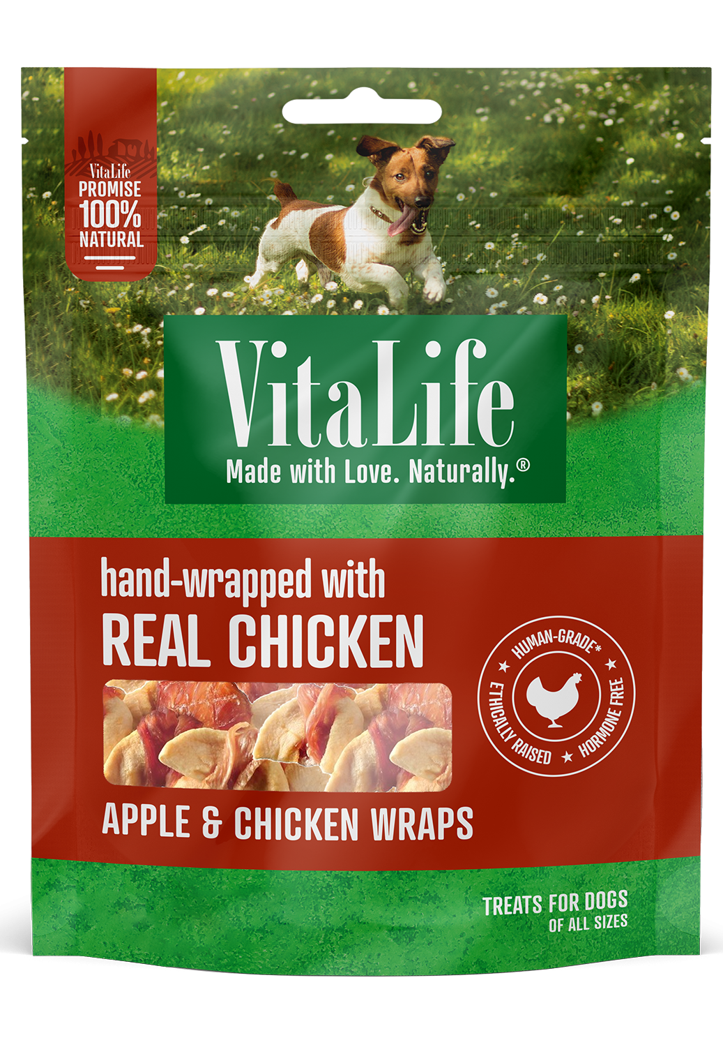 VitaLife PNG apple and chicken pack image