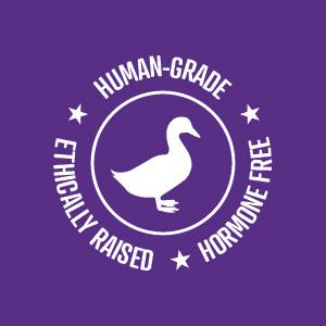 VitaLife ethics symbol in purple