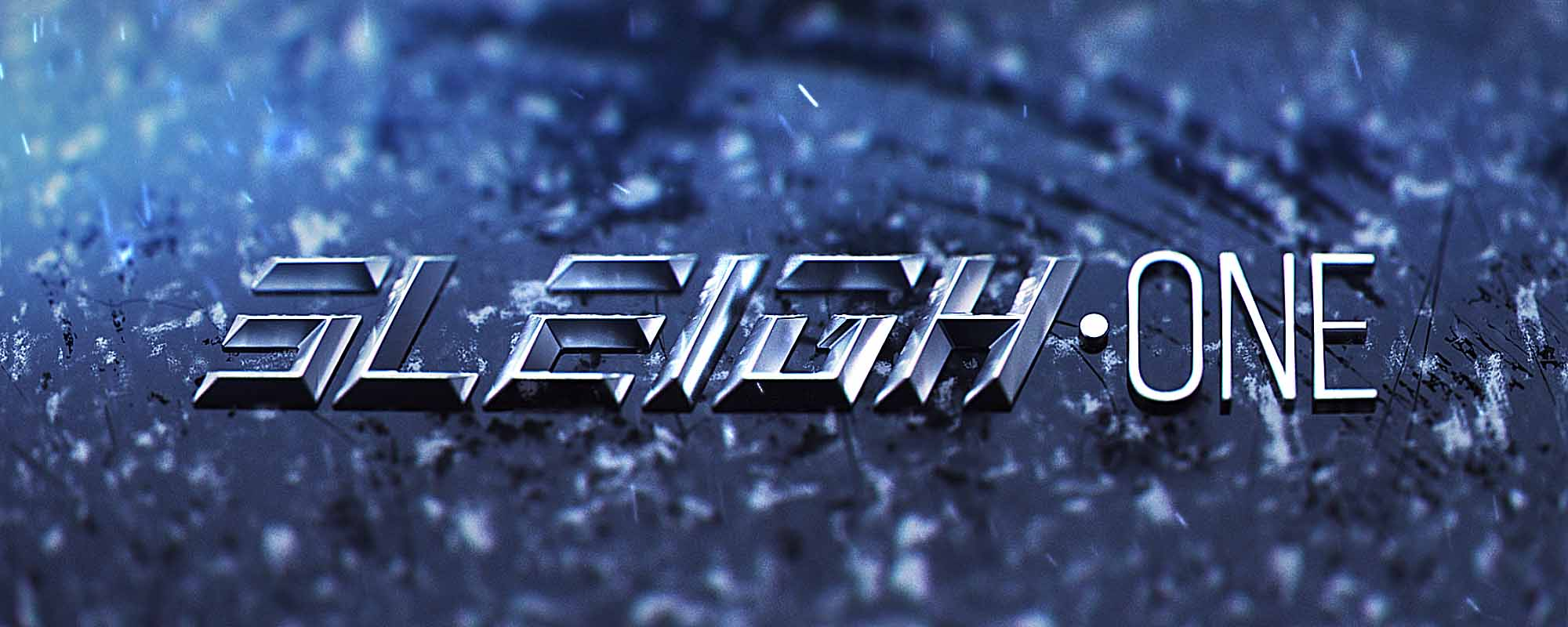 Sleigh One Badge, Close Up