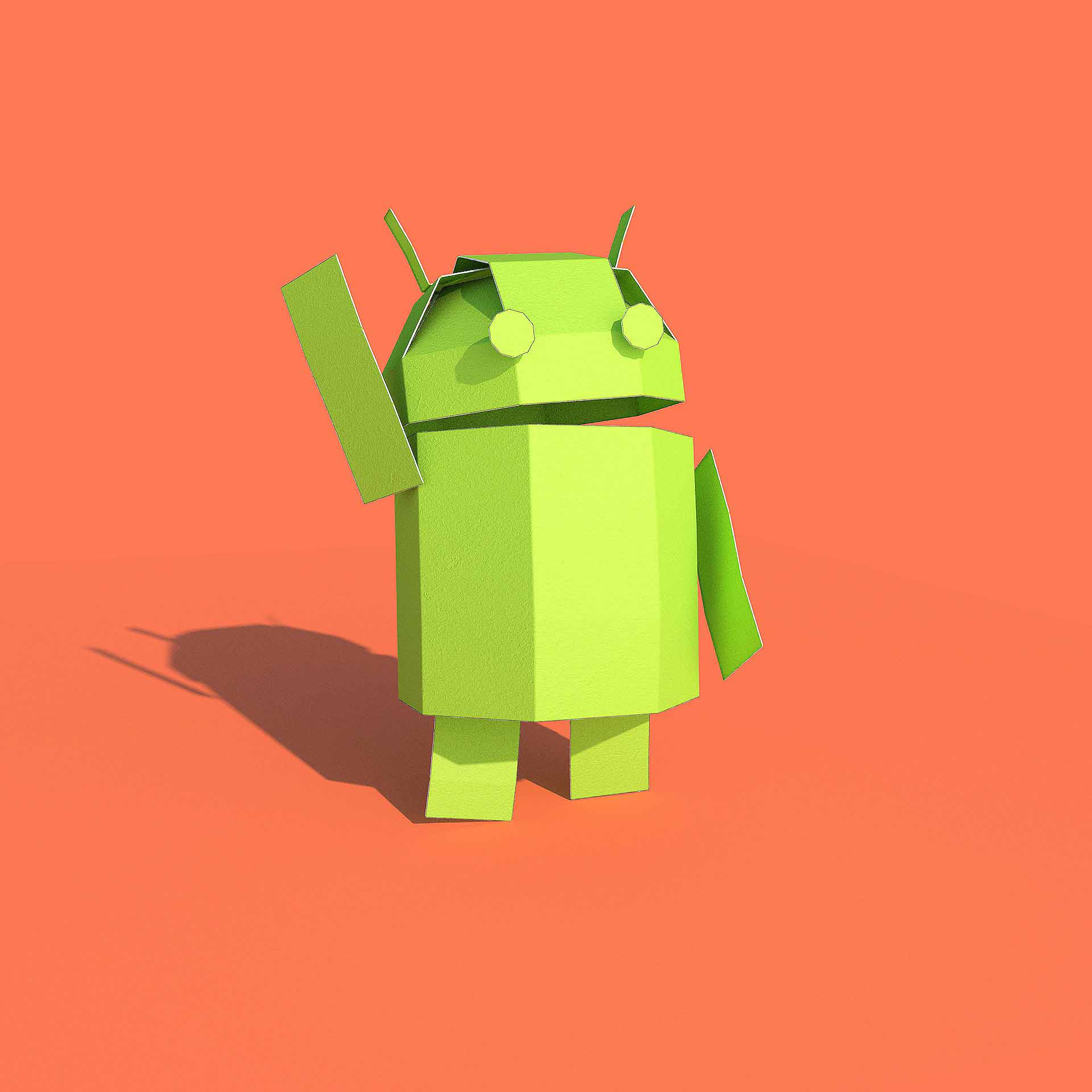 Paper Android, Andy