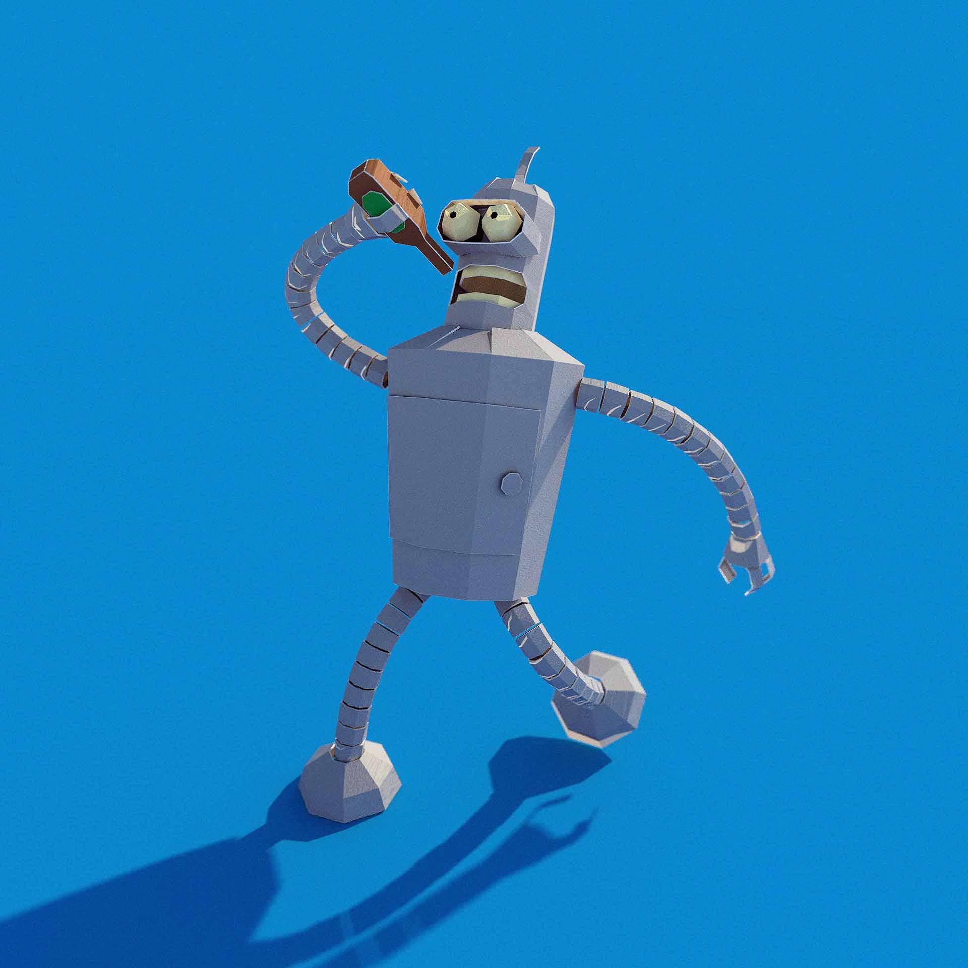 Paper Bender