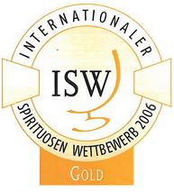 ISW Gold-Auszeichnung 2006