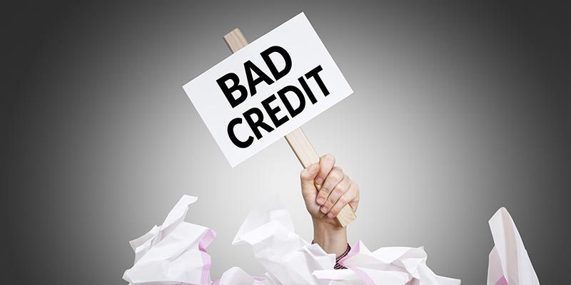 remortgage with bad credit history