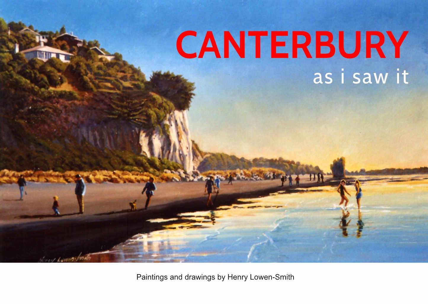 Canterbury as I saw it