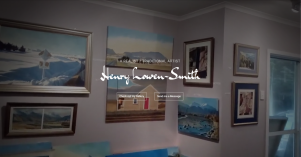 The new website of Henry Lowen-Smith
