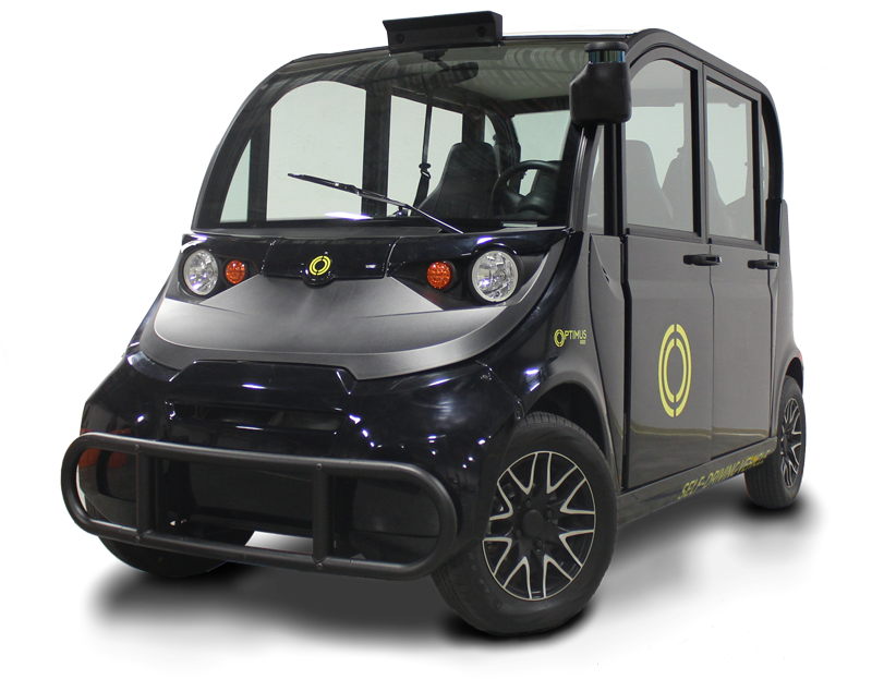 Optimus Ride – Reimagine Mobility