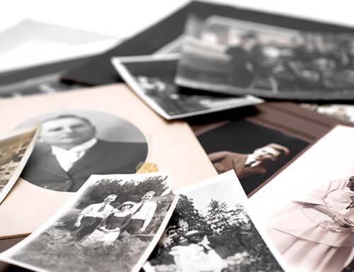Photo Restoration & Archiving