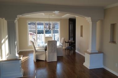 peinture intérieur résidentiel