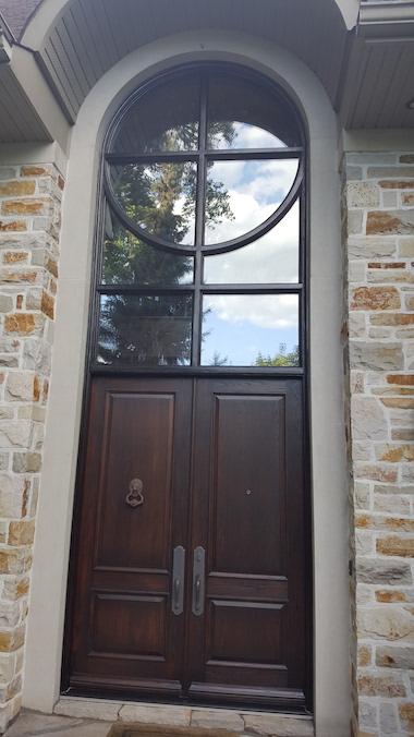 Teinture cadre de fenêtre Rive-sud