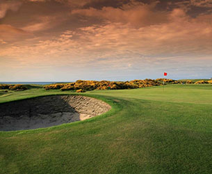 Photo of hole at Brora Golf Club