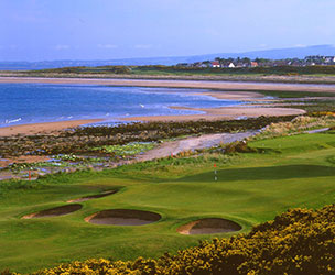 Photo of the course at Royal Dornoch Golf Club