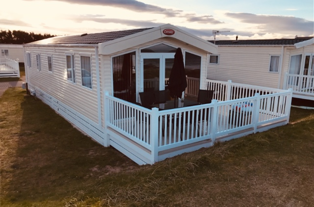 Photo of the Luxury Lodge at Grannie's Heilan' Hame Embo Dornoch