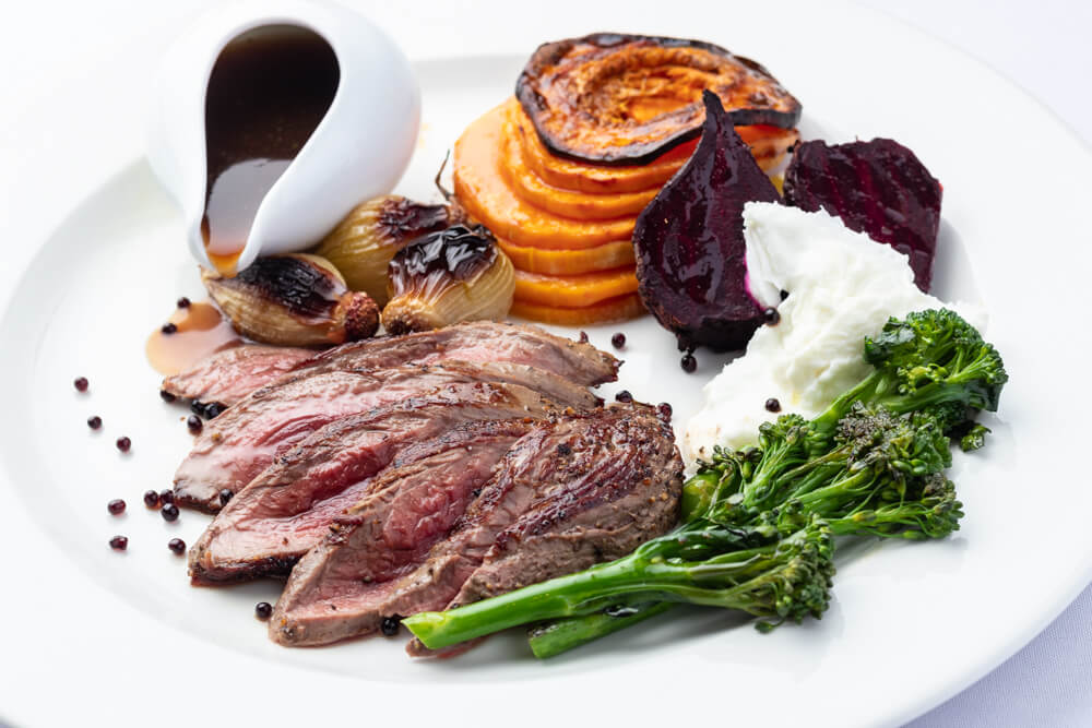 amery house dinner plate